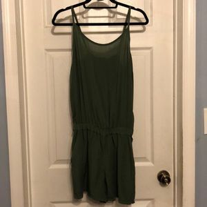 BRAND NEW Splendid Green Romper